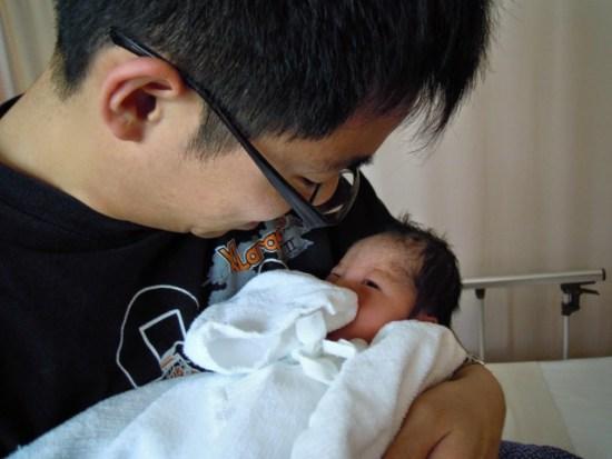 子供赤ちゃんの画像
