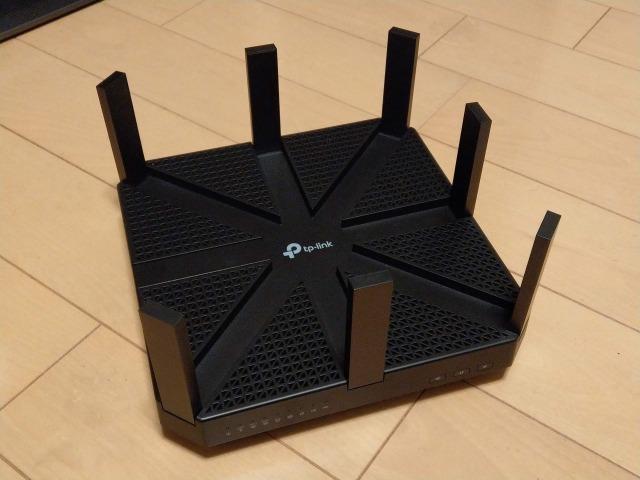 自宅のWi-Fi問題が解決!TP-Link Archer C5400が最強