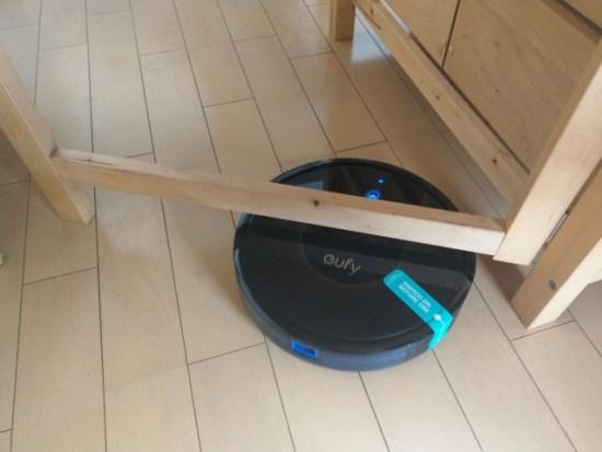 ロボット掃除機の画像