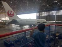 JALの工場見学が楽しい!予約は取りにくいけど無料で普段見られない整備状況を見ることができる