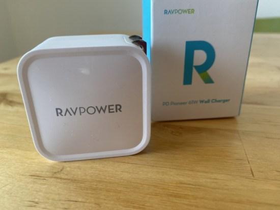 RAVPower 61W急速充電器