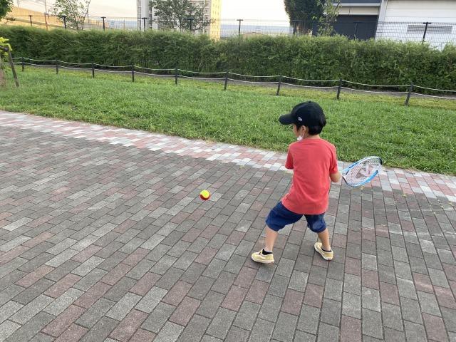 子供たちがテニス上達してきて嬉しいけど親の影響をどれくらい受けるのか心配