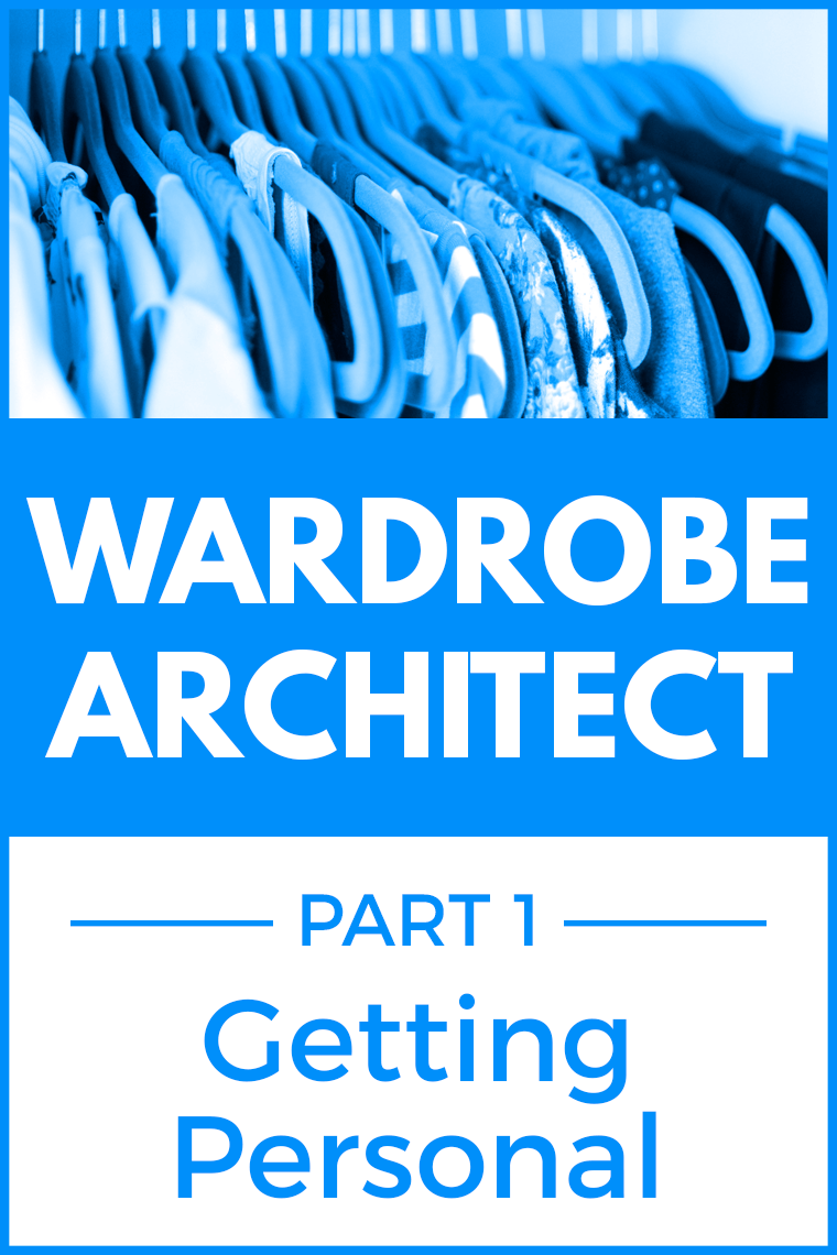 Wardrobe Architect is a wardrobe planning tool for discovering your core style. Keep reading for an overview of the Wardrobe Architect process, insight on where my style comes from, and pretty pictures and words that describe where I'd like my style to go.