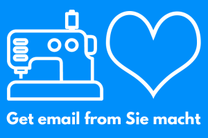 Subscribe to Sie Macht's monthly email!