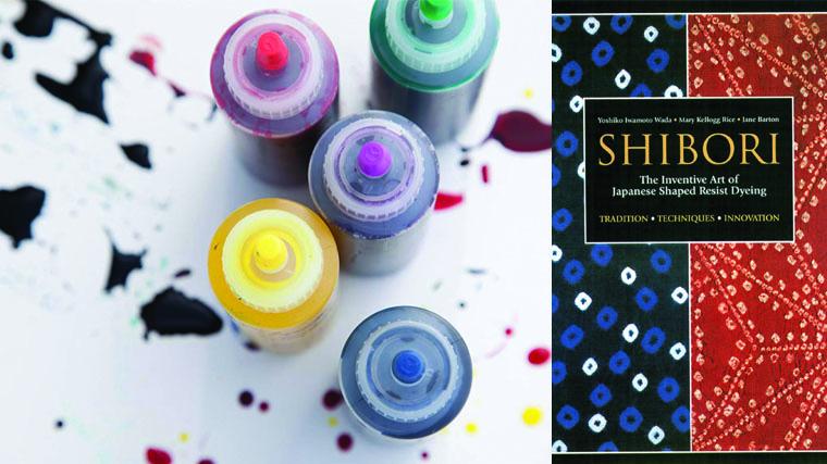 Three words: rainbow shibori tie dye.