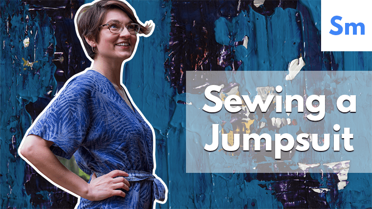 In this Work in Progress video, I go behind the scenes of sewing the Riva jumpsuit from Fibre Mood sewing pattern magazine - and all the missteps I took along the way to its completion!