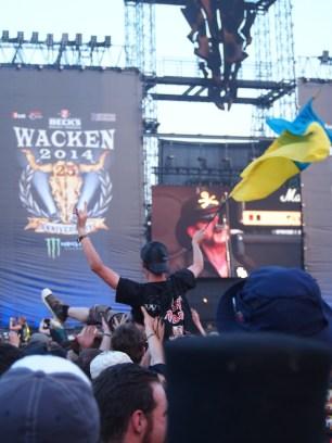 Wacken, 2014