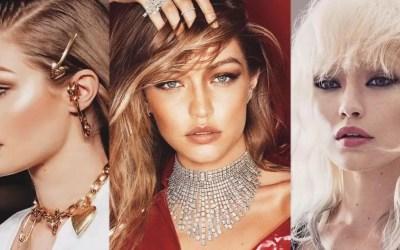 ¡Así usa esta famosa el maquillaje! Gigi Hadid