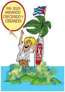 Caricatura #VotoXCuba 2015
