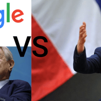Round Two - Soros & Google vs. Le Pen