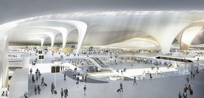 Beijing's new mega airport will challenge Air China's dominance