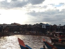 Photos of a trip to the floating village of Kompong Phluk in Siem Reap