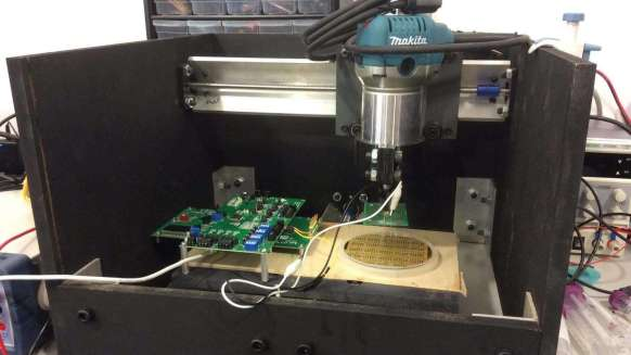 Probing Electronic Wafers