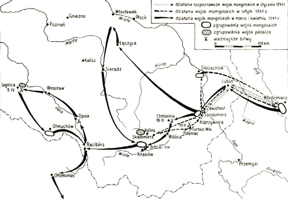 770. rocznica bitwy pod Legnicą - 9 IV 1241 (3/3)