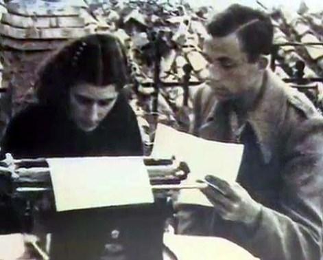 Miguel con Josefina