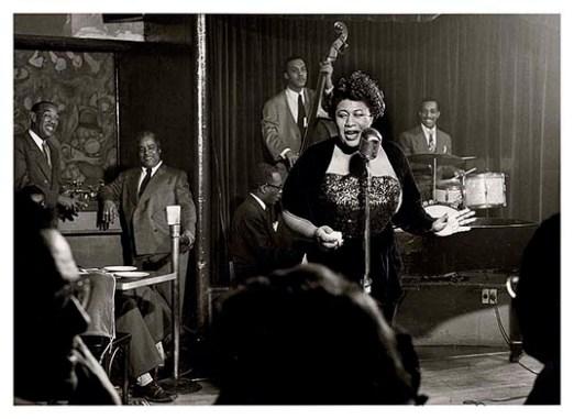 Ella Fitzgerald (New York-1949)