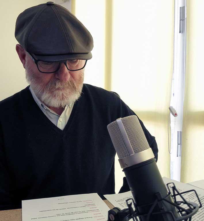 Antonio Gimenez. Entrevista a Javier Ruesca (Aguaron, 20 noviembre 2017)
