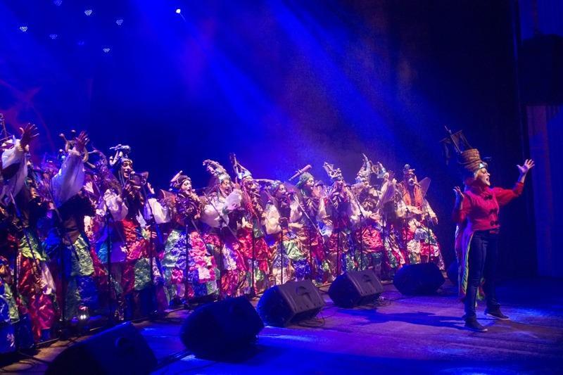 Con total éxito, comenzó la Fiesta Provincial del teatro