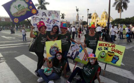 Día de la Tierra en Trujillo Perú