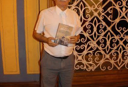 Juan Felix Corte en la Casa de la Emancipación