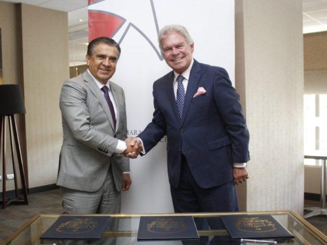 Cámara de Comercio Peruano - Chilena