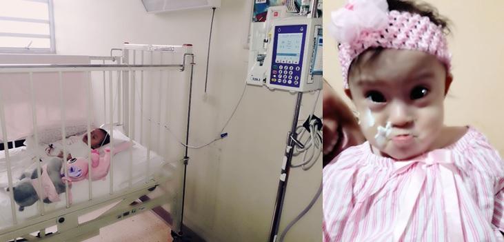 niña trujillana con Síndrome de Down