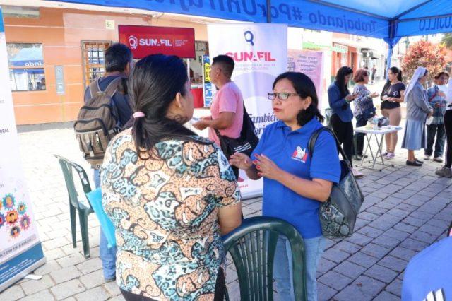 Inmigración en Trujillo