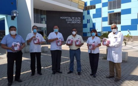 hospitales de Trujillo