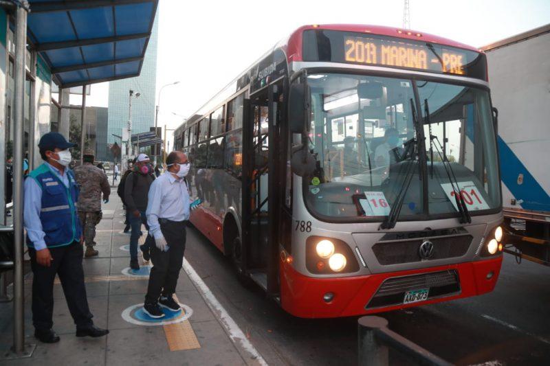 Transporte Urbano de Trujillo