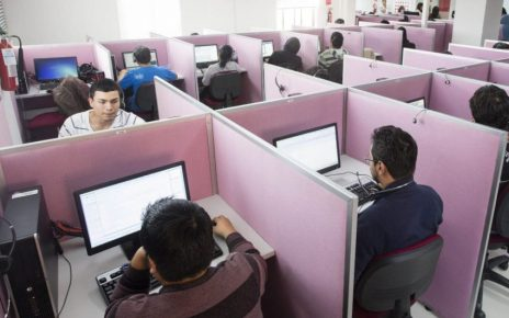 call centers del Perú