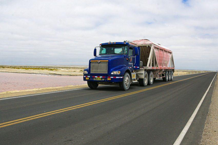 Transporte terrestre Perú