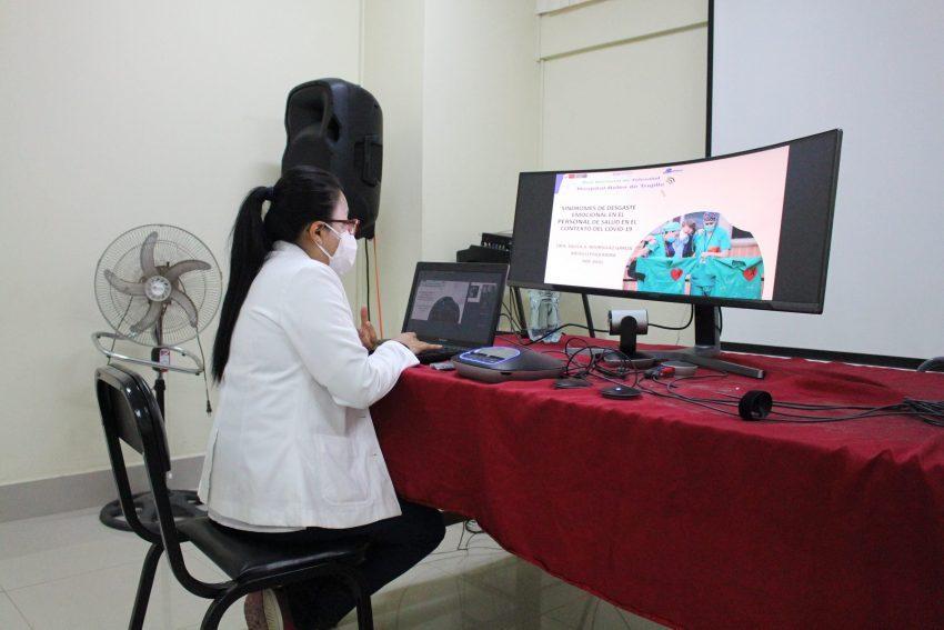 Hospital Belén de Trujillo consultas