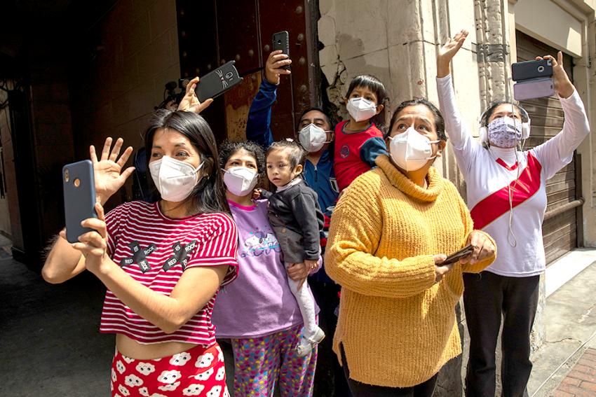 pandemia en Trujillo
