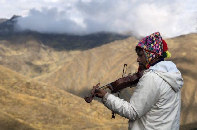 película quechua Samichay