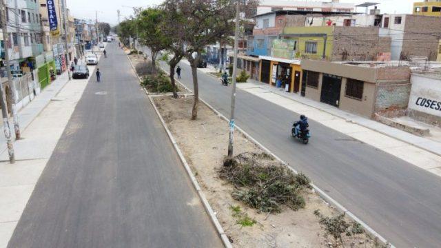 Avenida César Vallejo