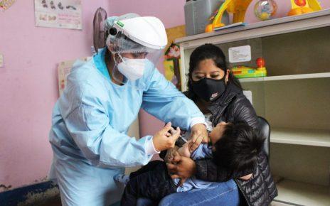Vacunación en Trujillo