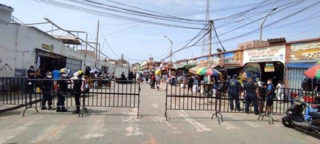 Ambulantes en Trujillo