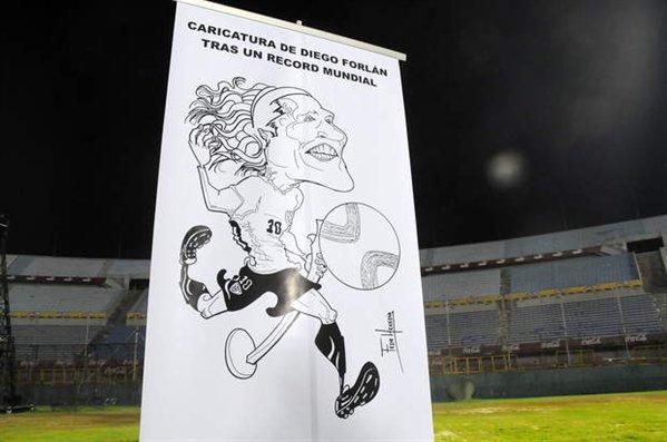 Uruguayan World Records (1/3)