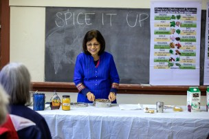 Culinary workshop with Heera Kulkarni