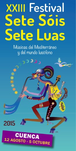 Producción Festival Sete Sóis Sete Luas, Cuenca 2015