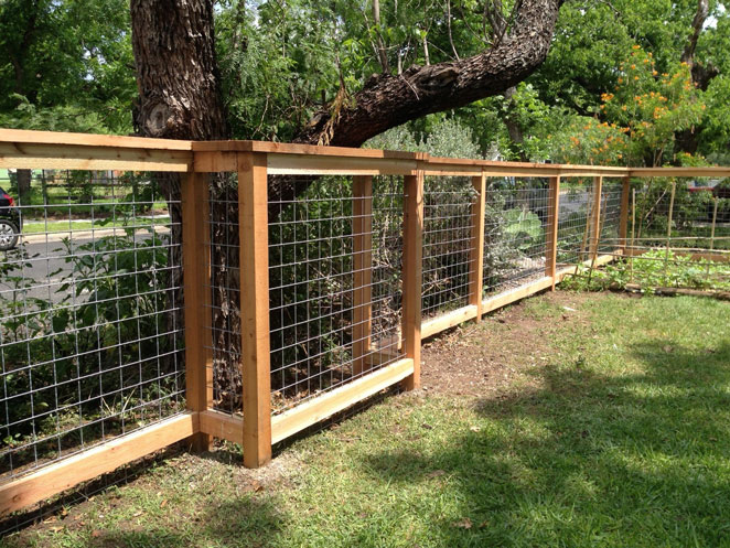 Hog Wire Panels