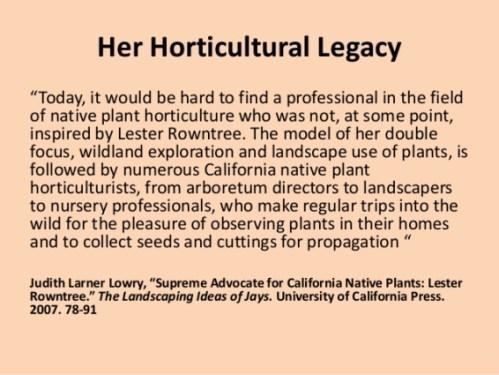 Judith Larner Lowry quote