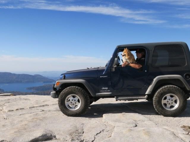 2016-11 Bald Mountain 4WD