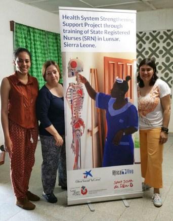 Proyecto de educación para enfermeras