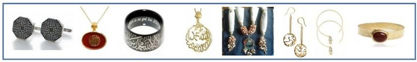 Islamic Jewelries