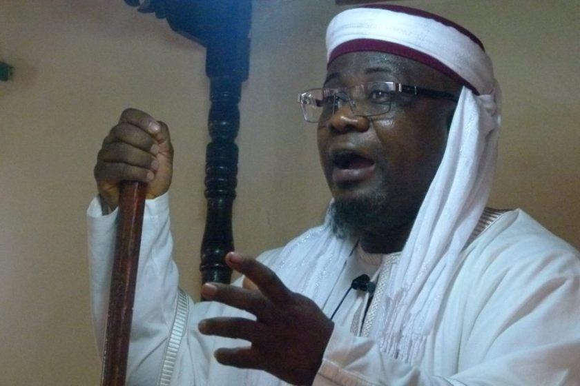 Alhaji Yazid Crowned deputy Imam fullah town