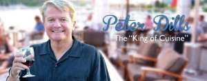 Peter Dills will be the Chili Cook Off Judge