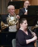 horn, clarinet2