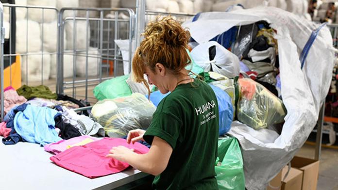 """Más de 50 toneladas de ropa """"sostenible"""" en los municipios del Norte de Madrid"""