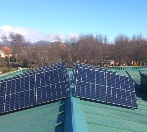 Los edificios públicos de Soto del Real se suman a la energía solar 6